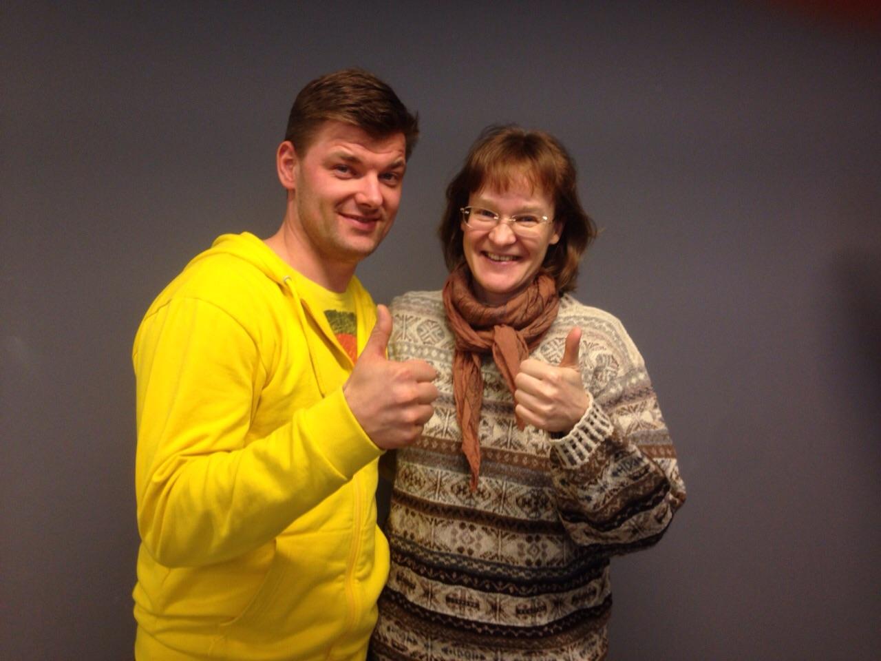 Internationell gratulation till Finlandssvenskt teckenspråk