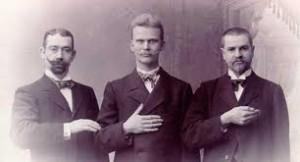 Tre herrar